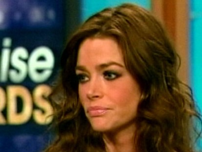 VIDEO: Denise Richards on The Joy Behar Show