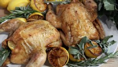 PHOTO: Fabio Viviani's Roasted Chicken