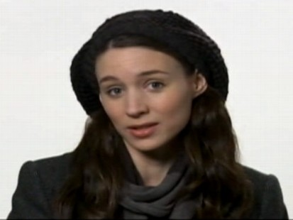 VIDEO: Rooney Mara has reportedly pierced her nipples for The Girl With the Dragon Tattoo.