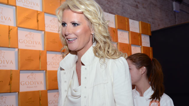 PHOTO: Sandra Lee hosts the Sweets Bash at the New York Wine and Food Festival, Oct. 12, 2012, New York City.