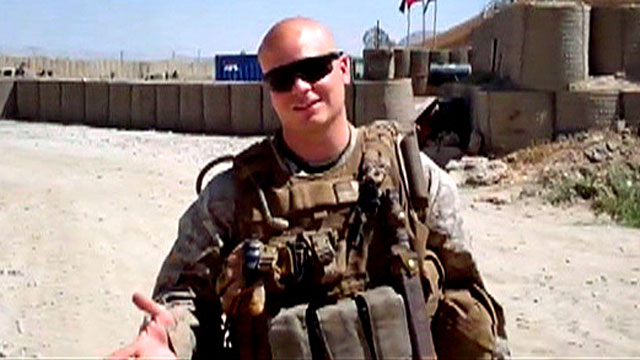 PHOTO:Sgt. Scott Moore from 3rd battalion in Afghanistan posted his invitation online.