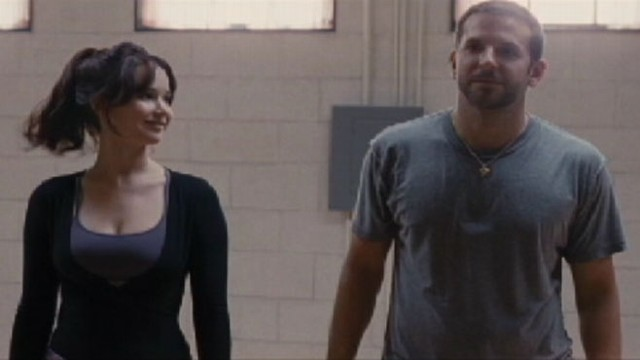 VIDEO: Silver Linings Playbook trailer.