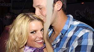 PHOTO TOny Romo and Jessica Simpson break up