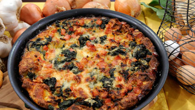 PHOTO: Skillet Breakfast Bake