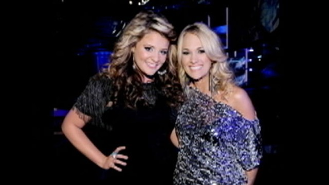 VIDEO: Alaina on why she looks up to Carrie Underwood more than anyone else.