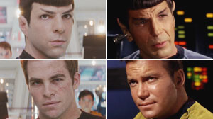Old Feuds Rest, New Stars Rise in Star Trek