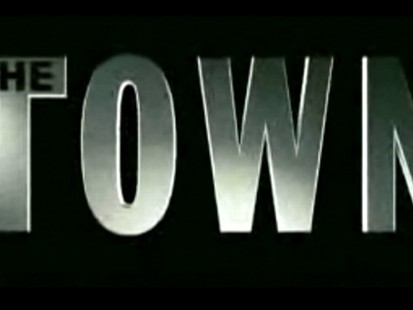 Video: Movie trailer for The Town.