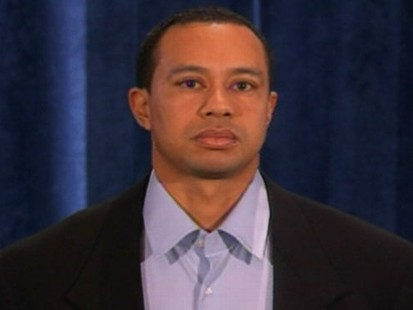 VIDEO: Tiger Woods apologizes at a press conference in Florida.