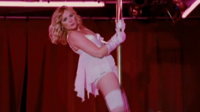 VIDEO: Kim Cattrall plays a former adult film star struggling to makes ends meet.