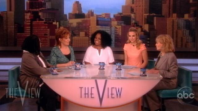 VIDEO: Joy Behar shares her top 10 reasons for leaving; Barbara Walters clears up rumors.