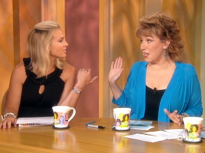 VIDEO: The View talks about Dick Cheneys support for gay marriage.