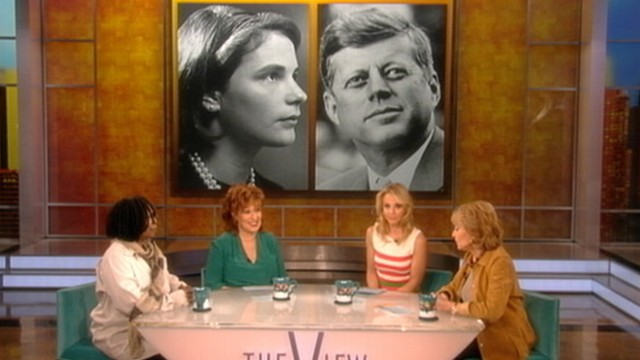 VIDEO: The co-hosts discuss Mimi Alfords memoir about her affair with John F. Kennedy.