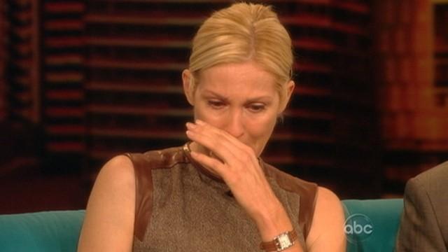 VIDEO: The actress discusses her custody battle with her ex-husband, Daniel Giersch.