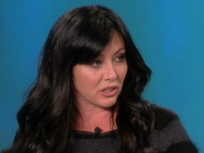View: Actress Shannen Doherty releases self-help book.