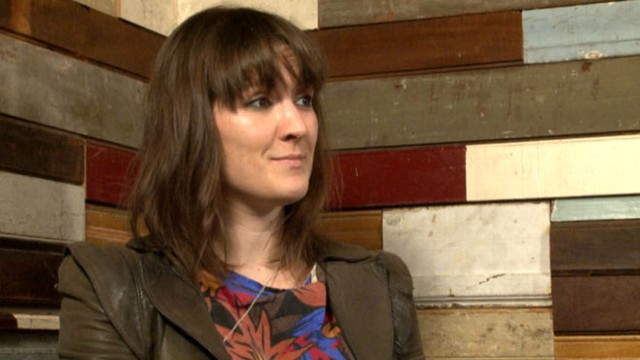"VIDEO: AudioFile: Cate Le Bon talks about ""Cyrk"" and growing up in Wales countryside."