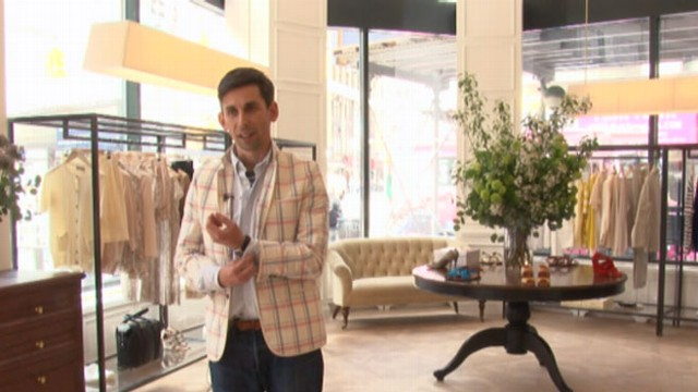 VIDEO: AudioFile: Label?s co-founder on music compilation, Maison Kitsunes NYC store.