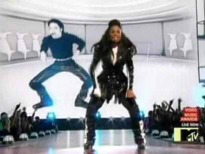 VIDEO: janet Jackson and Madonna honor Michael Jackson at MTVs VMAs.