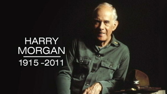 VIDEO: M.A.S.H. Star Harry Morgan Dies at 96
