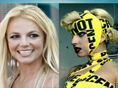 VIDEO: Audio surfaces of Britney Spears singing Telephone.