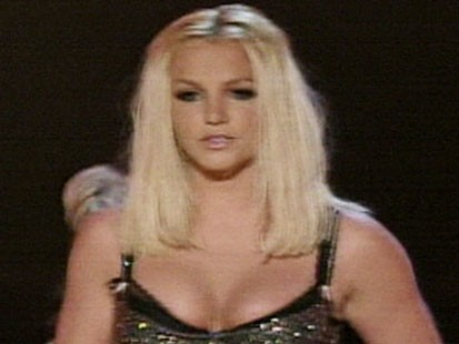 Picture of Britney Spears.