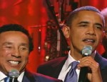 VIDEO: President Obama sings at a civil rights concert.