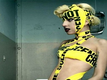 VIDEO: MTV reportedly pulled Lady Gagas Telephone video for being racy.