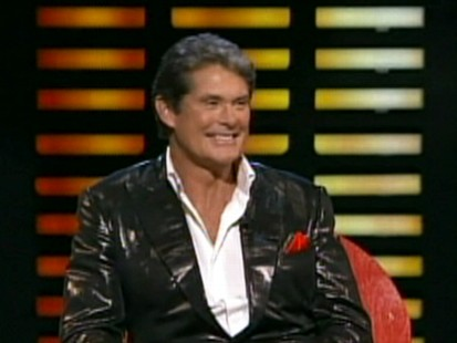 VIDEO: David Hasselhoff is the target at this years Comedy Central roast.