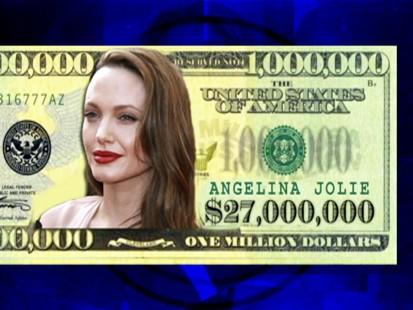 VIDEO: Forbes ranks Angelina Jolie as the worlds most powerful celebrity.