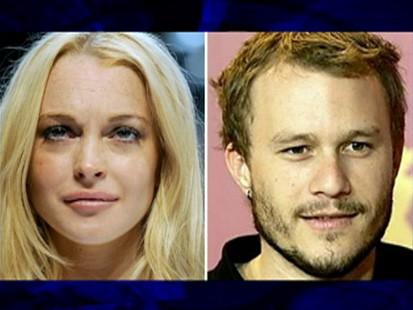 VIDEO: Dina Lohan says that Lindsay Lohan dated Heath Ledger.