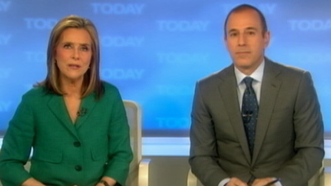 """VIDEO: The """"Today"""" show hosts are reportedly moving on from their anchor posts."""
