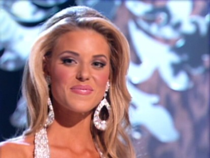 VIDEO: Naked photos surface of Miss California Carrie Prejean.