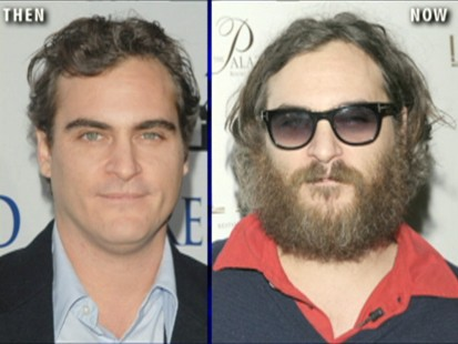 VIDEO: Joaquin Phoenix says his turns as rapper isnt a joke.