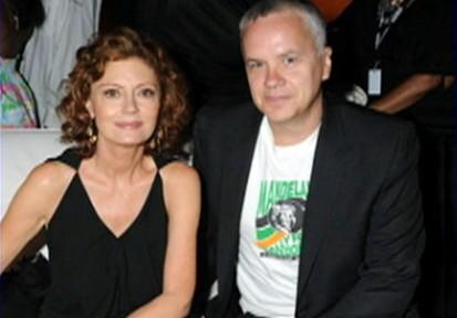 VIDEO: Susan Sarandon and Tim Robbins announce an end to their 23-year romance.