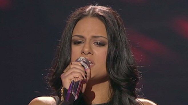 American Idol Shocker: Pia Toscano Out