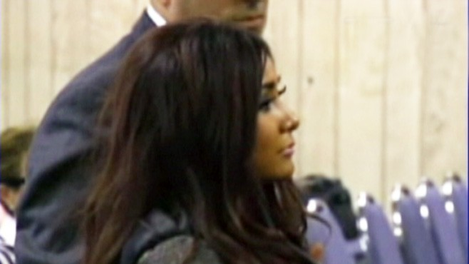 VIDEO: Jersey Shores Snooki is called a Lindsay Lohan wannabe by a NJ judge.