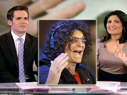 VIDEO: Howard Stern blasts media coverage of comments he made about Gabourey Sidibe.