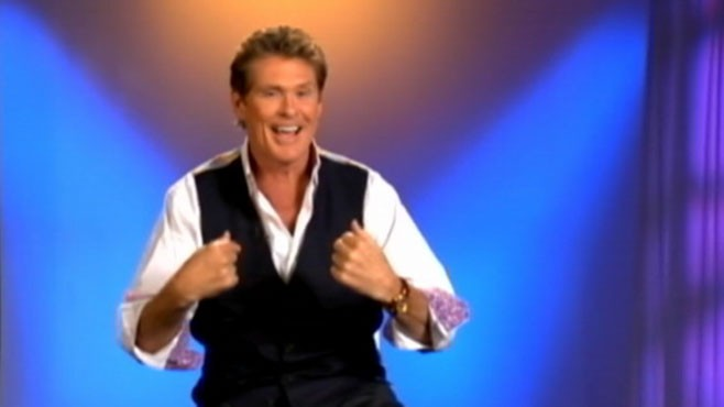 VIDEO: Hasselhoff moves on to AOL.com series after his reality show is cancelled.