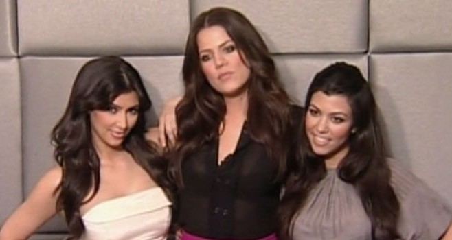 Video: Kim talks about her love life.