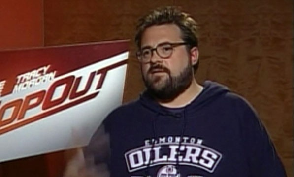Video: Kevin Smiths run in with Virgin Airlines.