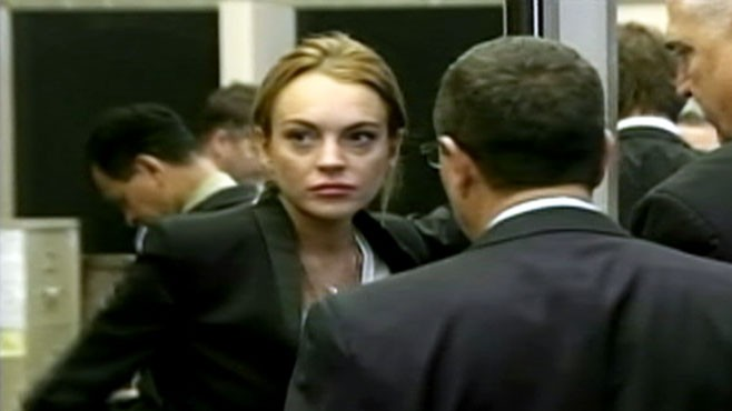 VIDEO: A judge orders Lindsay Lohan to remain at the Betty Ford Center until Jan. 3.