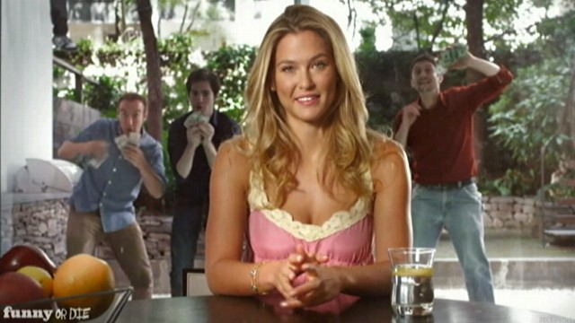 """VIDEO: """"Funny or Die"""" spoof has the supermodel launching fake Kickstarter campaign."""