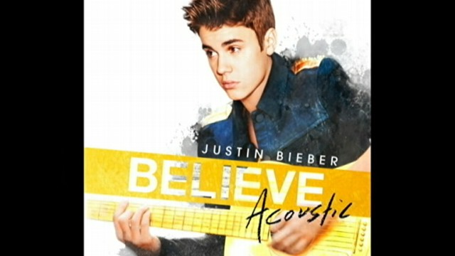 """VIDEO: Pop stars new song, """"Nothing Like Us,"""" is part of his latest album, """"Believe Acoustic."""""""