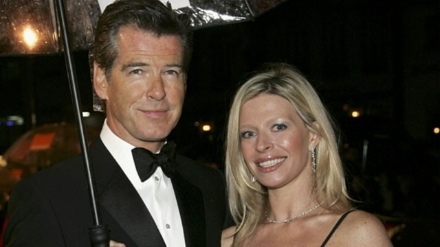 VIDEO: Pierce Brosnans daughter Charlotte died from the same disease that killed her mother in 1991.