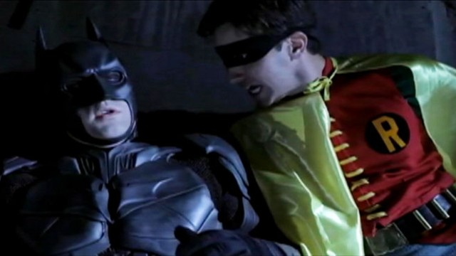 VIDEO: Latest Batman film is the target of comedy in this online spoof.