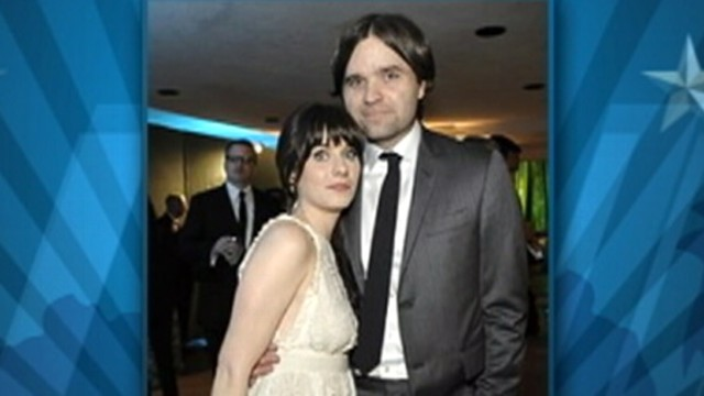 VIDEO: Zooey Deschanel and singer Ben Gibbard are separating after two years of marriage.