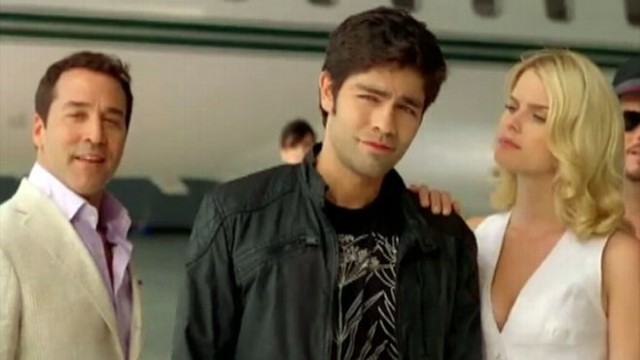 VIDEO: Warner Bros. has given a green light to a movie version of Entourage.