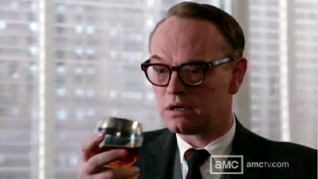 VIDEO: Jared Harris admits he was depressed over his characters death.