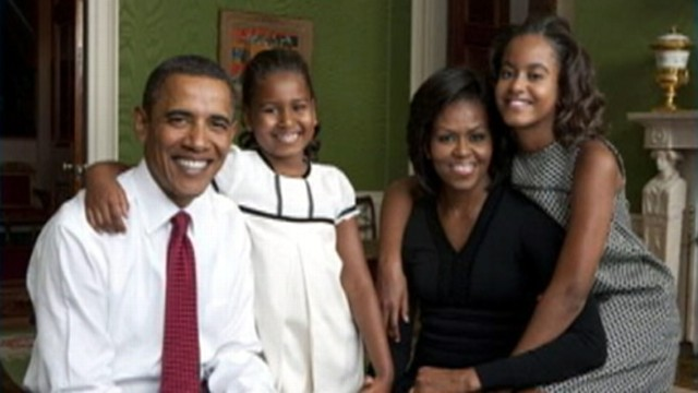VIDEO: First lady says her husband doesnt watch Kardashians reality TV show.