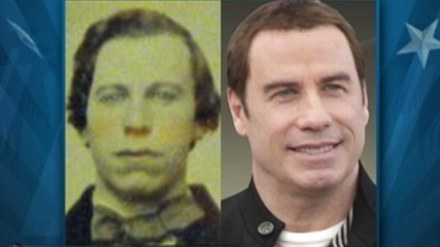VIDEO: Seller on eBay posts photo claiming to show John Travolta in the 1800s.