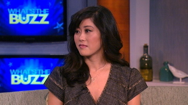 VIDEO: Kristi Yamaguchi roots for someone on Dancing With the Stars.